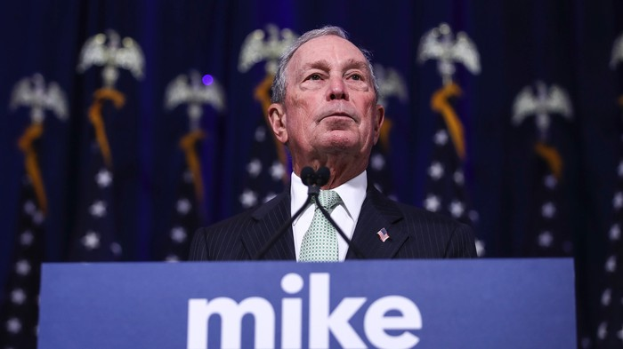 The Democrats Have a Big Decision to Make About Mike Bloomberg