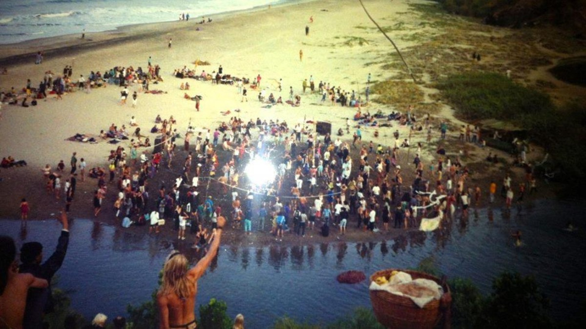 How Goa's 80s Beach Parties Gave Rise To The Australian Bush Doof