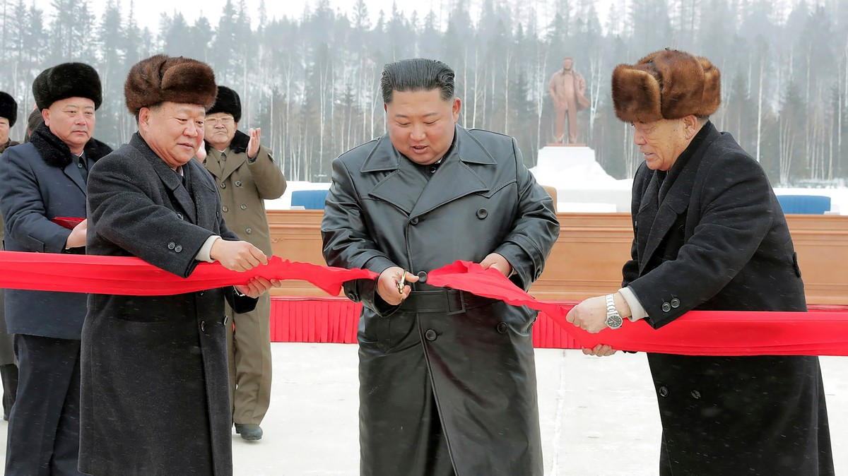 , North Korea Built the 'Epitome of Civilization' Using Slave Labor, Saubio Making Wealth