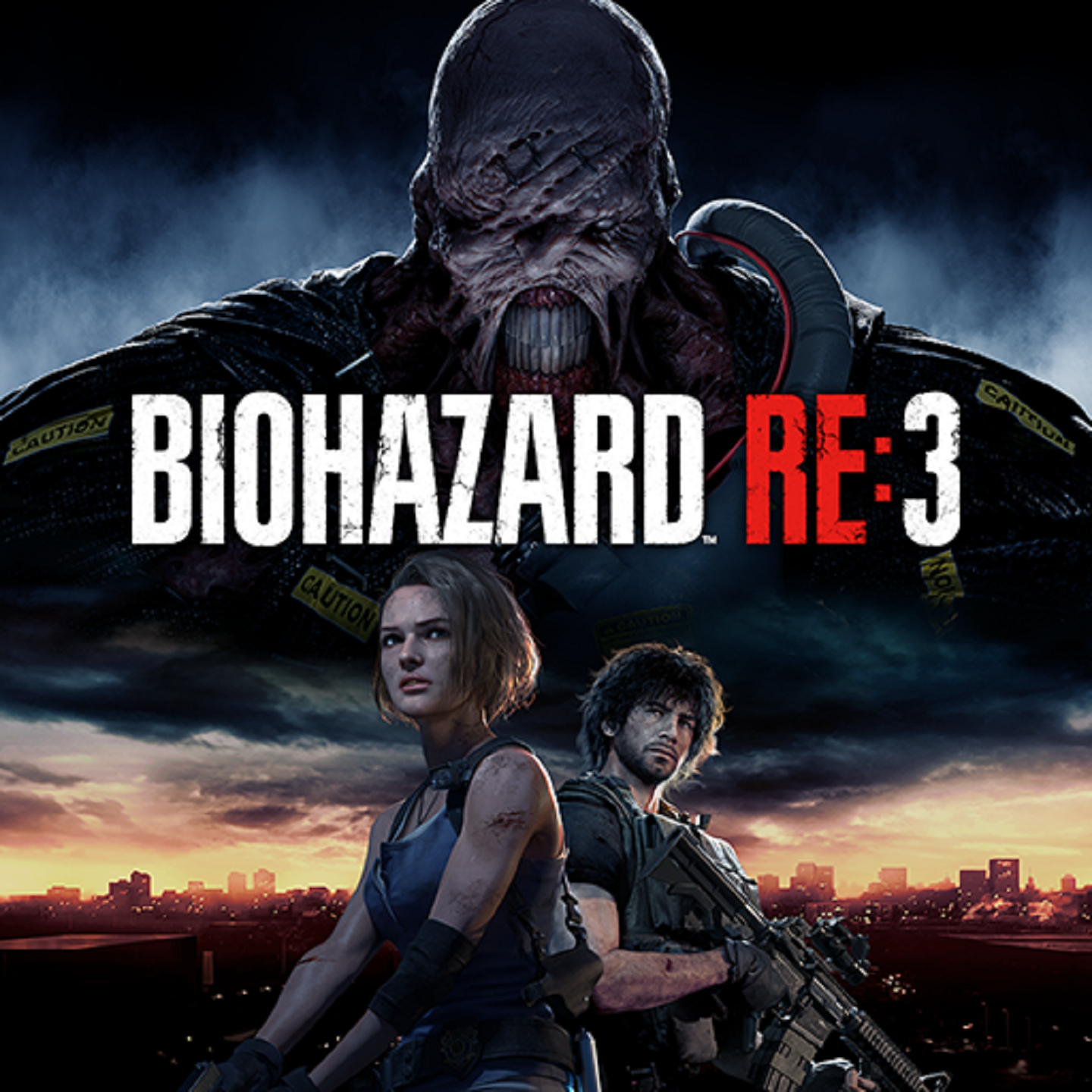 Art Leak Suggests Resident Evil 3 Remake Is Very Real