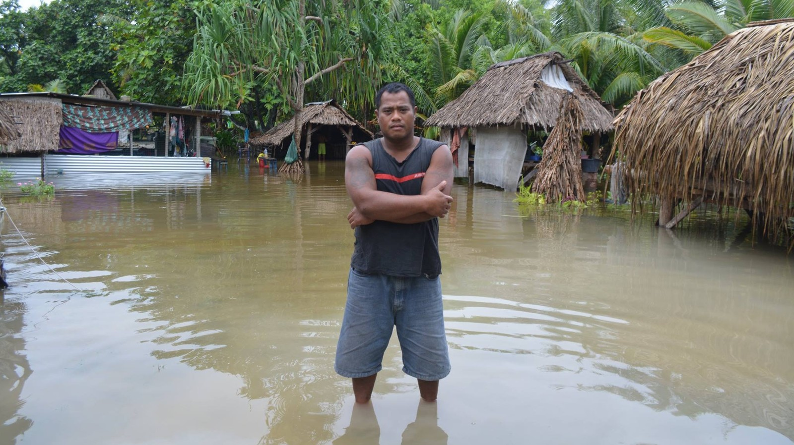 The Climate Crisis Isn't Just Taking Pacific Islanders' Homes, It's Taking Our Identities