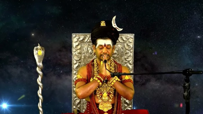 Rape-Accused 'Godman' Nithyananda Fled India, Bought an Island and Has Now Started His Own Hindu Nation