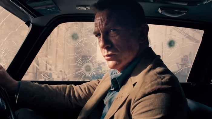 The First 'No Time to Die' Trailer Teases the End of Daniel Craig's Bond