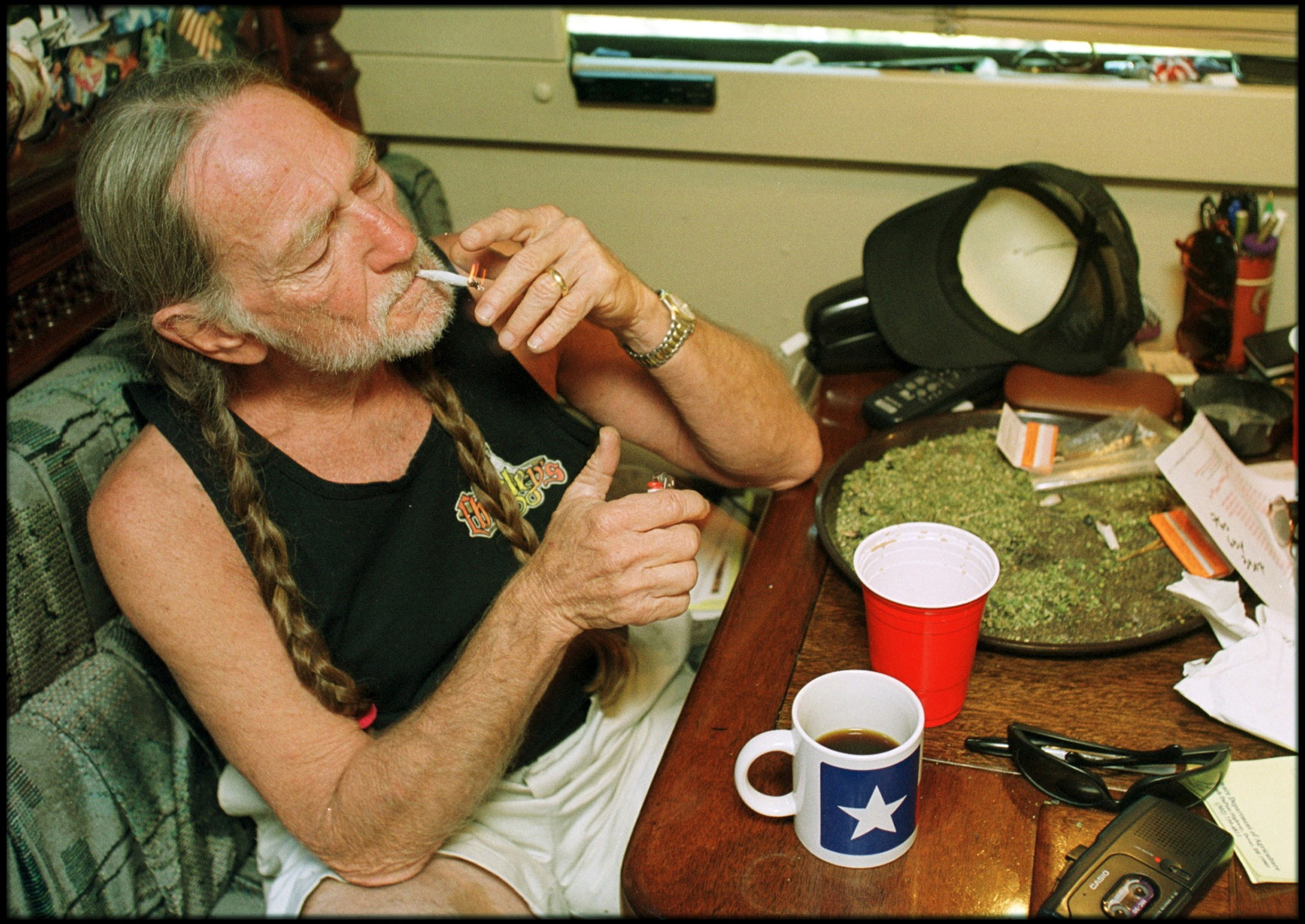 post-image-Relax, Willie Nelson Has Not Quit Weed