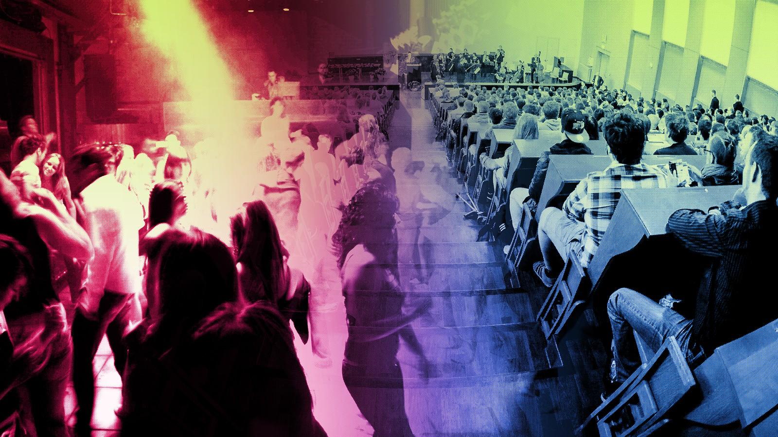 Überraschung! Berliner Studierende nehmen mehr Drogen mehr als andere