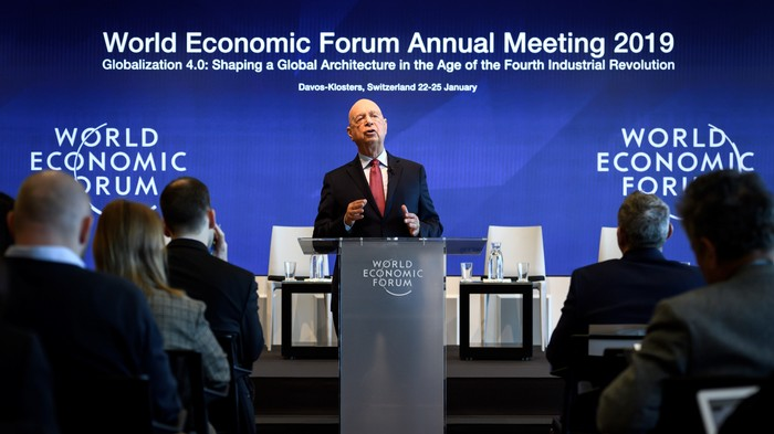 Corporations Need a New Purpose, Say Davos Elites Who Control Corporations