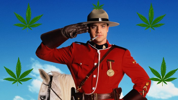 The RCMP Accidentally Endorsed the Hell out of Black Market Weed