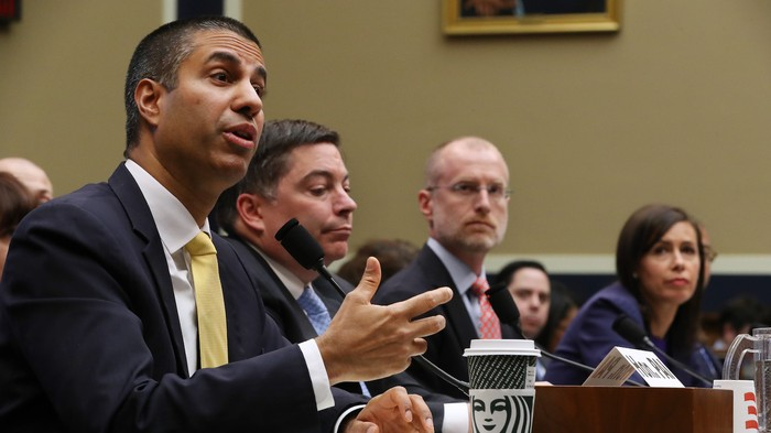 Ajit Pai Says FCC's Investigation into Sale of Phone Location Data Nearly Complete