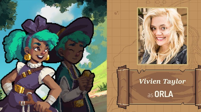 'Wargroove' Dev Responds to Criticism for Casting White Actors to Portray Characters of Color