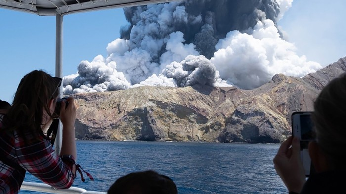 Here's What We Know So Far About the Volcanic Eruption in New Zealand