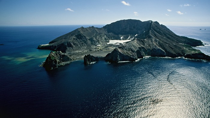 'No Signs of Life' After Volcano on New Zealand's White Island Erupts