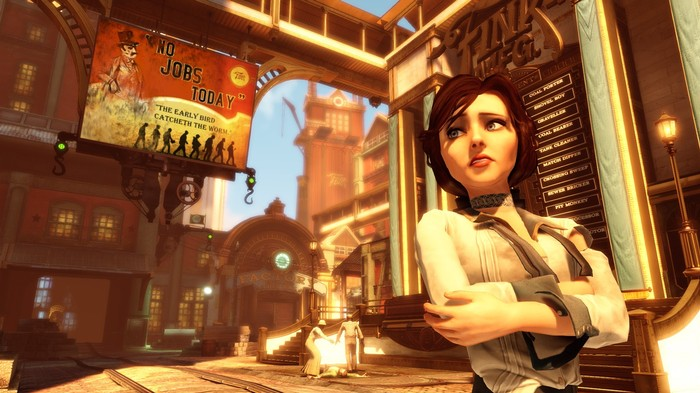 They're Finally Developing Another BioShock Game