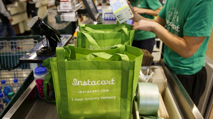 Instacart Workers Are Launching a Week of Protest Against the App's Tipping Policy