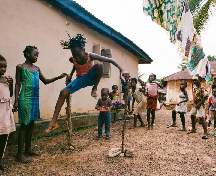 The photographer exploring his Sierra Leonean heritage