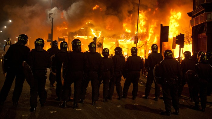 Warum wir rebellierten: So waren die Unruhen 2011 in London