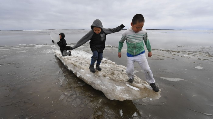 'We Fear for Our Children:' Alaska Natives Speak out in Climate Change Report
