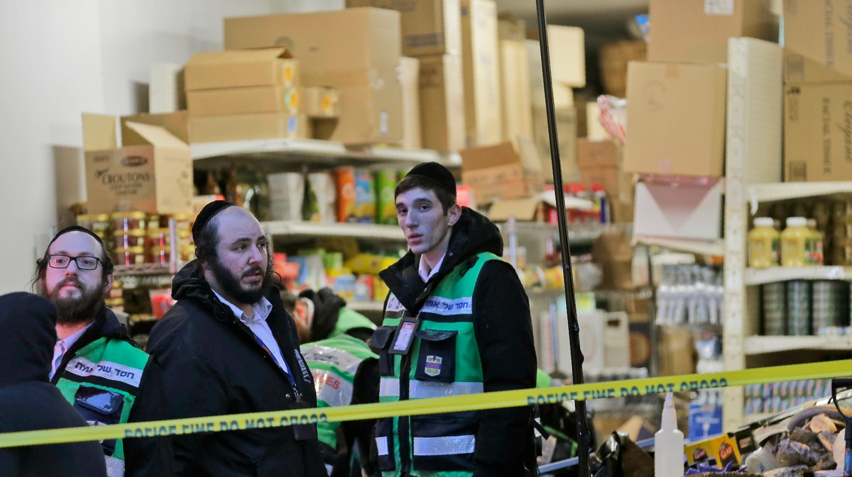 , 2 Shooters 'Targeted' the Jewish Deli in Jersey City, Saubio Making Wealth