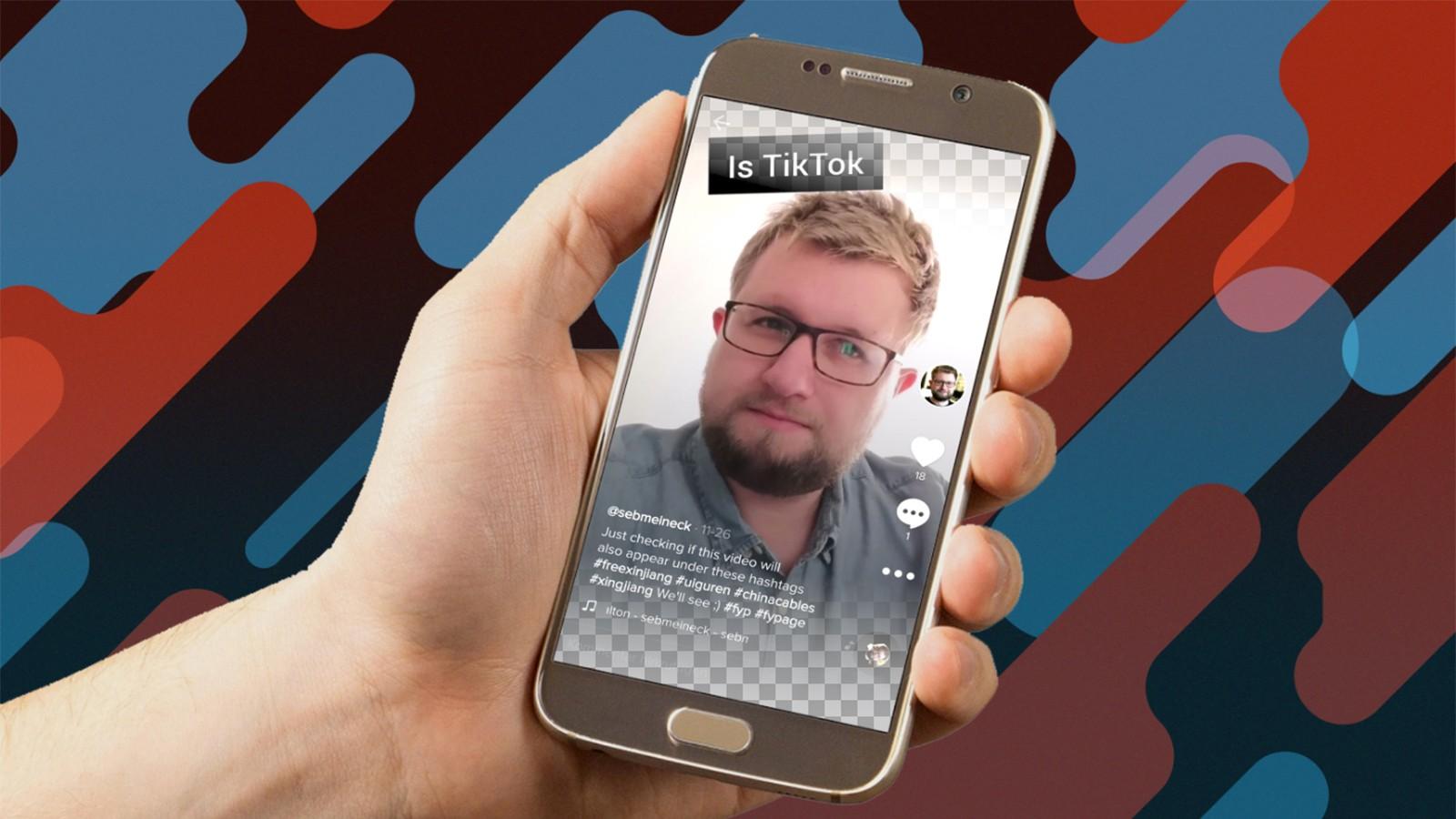 TikTok: Ich habe China kritisiert, dann wurden meine Videos versteckt