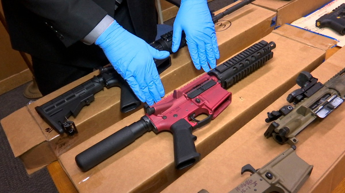 Everytown Is Going After the ATF for Not Regulating Untraceable 'Ghost Guns'