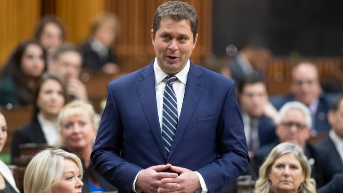 Andrew Scheer's Reign of Incompetence Comes to An End