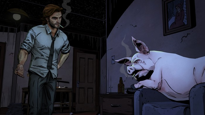 Revived Telltale Is Bringing Back 'The Wolf Among Us' for Another Season