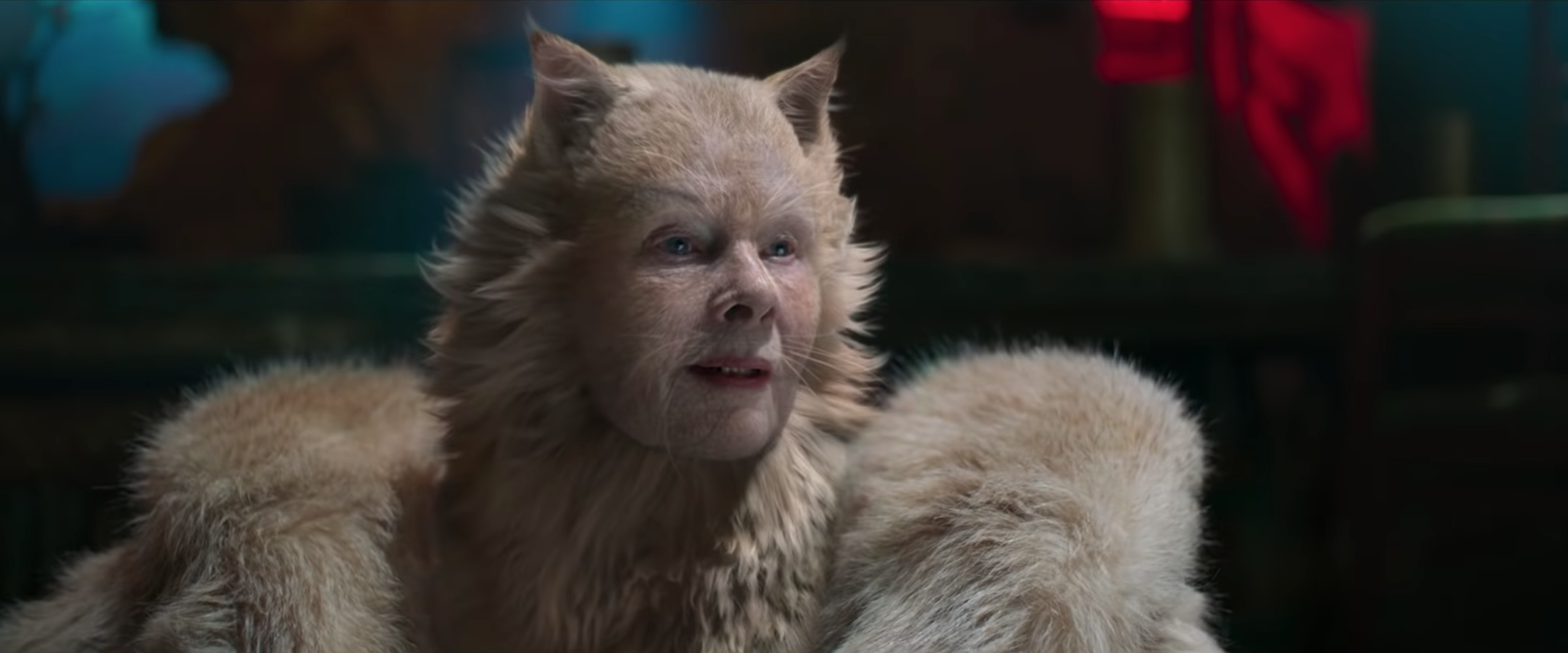 The Cats in \u0027Cats\u0027 Have Changed After the Creepy Trailer