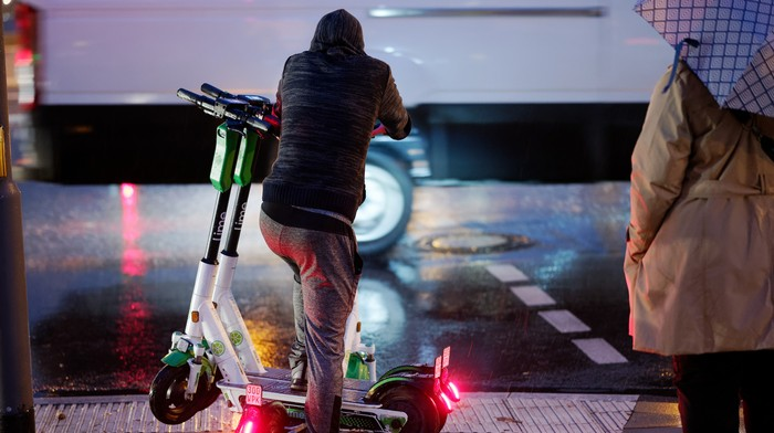 Lime Scooter Accounts Are Being Sold on the Dark Web