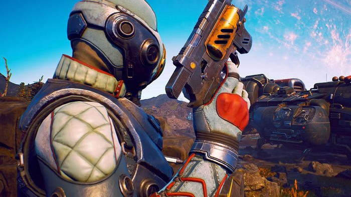 The Story of Fixing This 'Outer Worlds' Bug Is So Frickin' Cool
