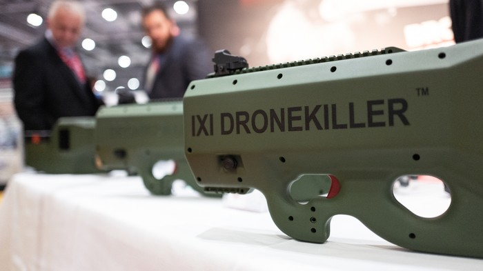 Report on 537 Anti-Drone Systems Shows How Wild the Market Has Become