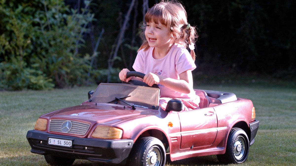 The Story Of The 'Baby Benz', The World's Most Coveted Toy