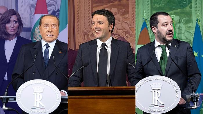 Le dieci frasi che hanno segnato la politica italiana di questi anni