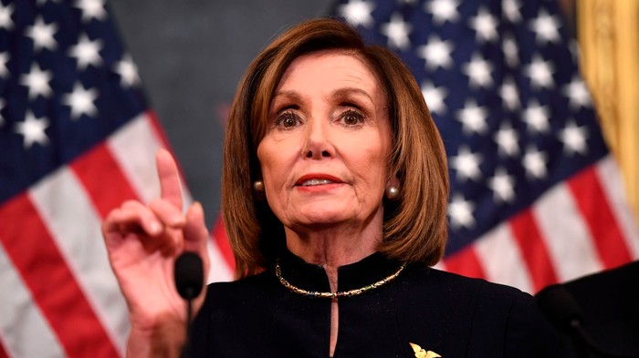 Nancy Pelosi Just Made a Major Impeachment Power Play