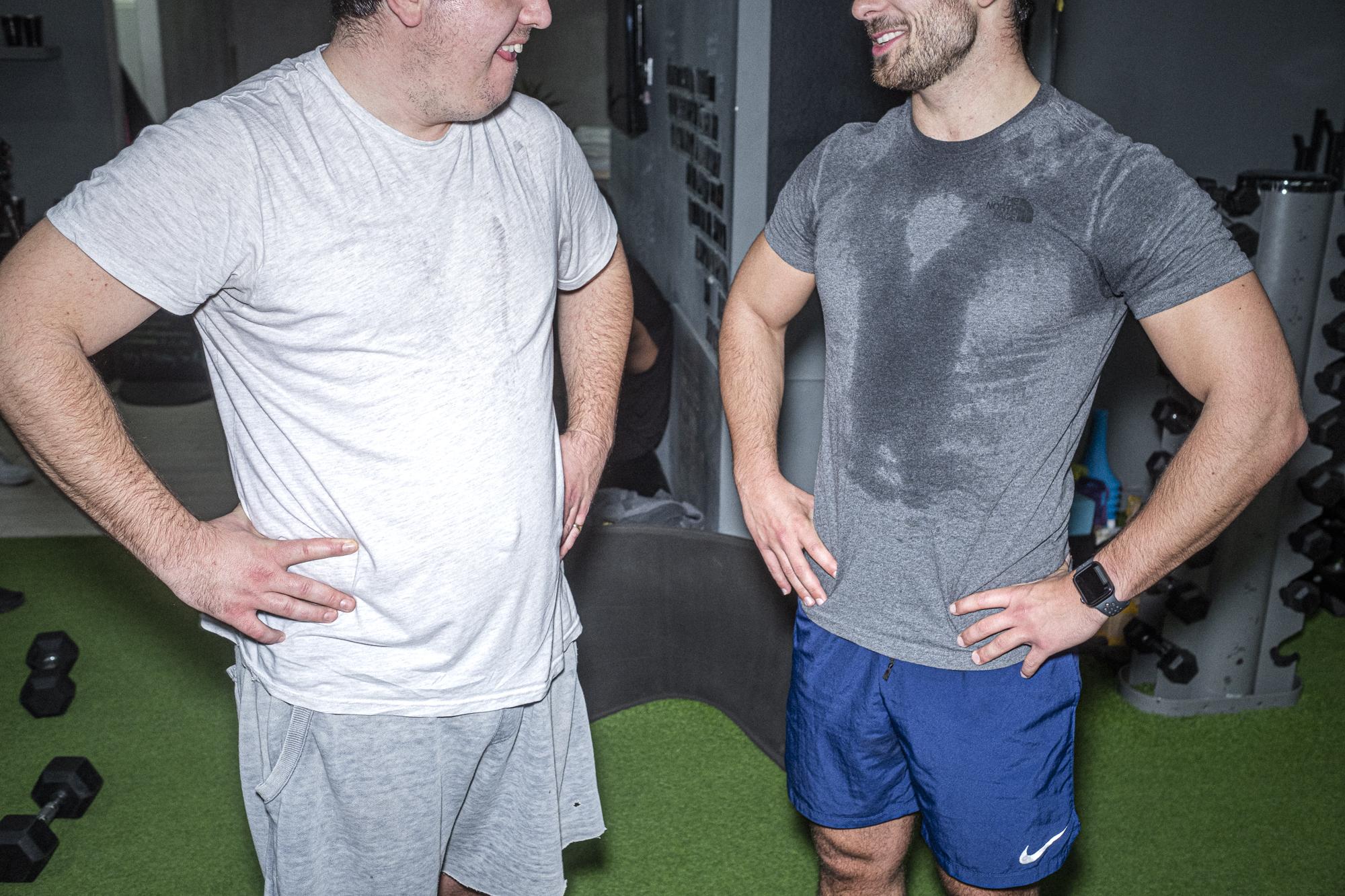 entrenamiento híbrido para la pérdida de grasa
