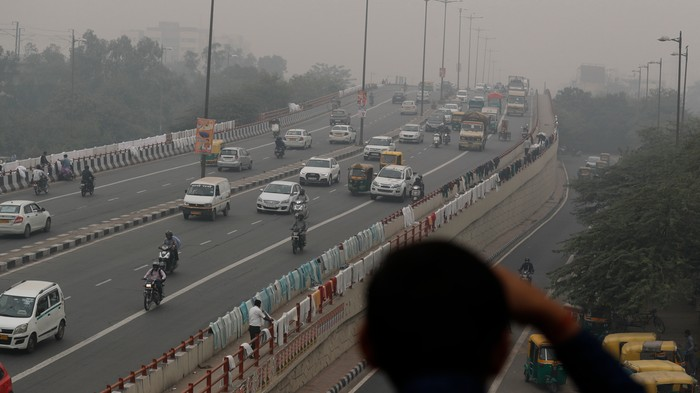 Science Says Air Pollution Could Be Making You Sad