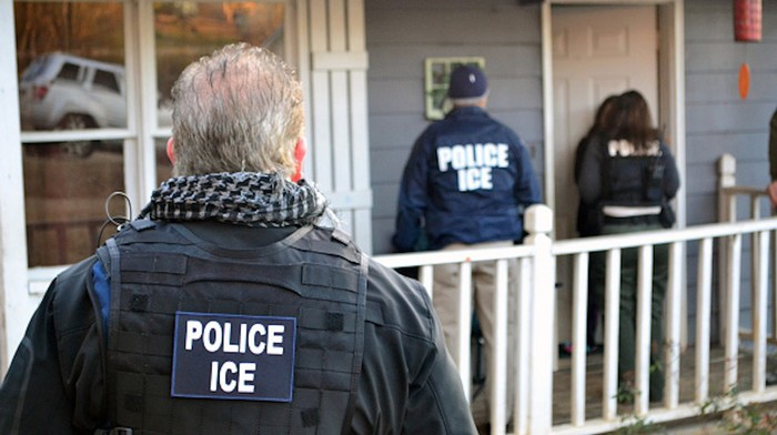 Your Office's Expense-Tracking Company Is Probably Working with ICE