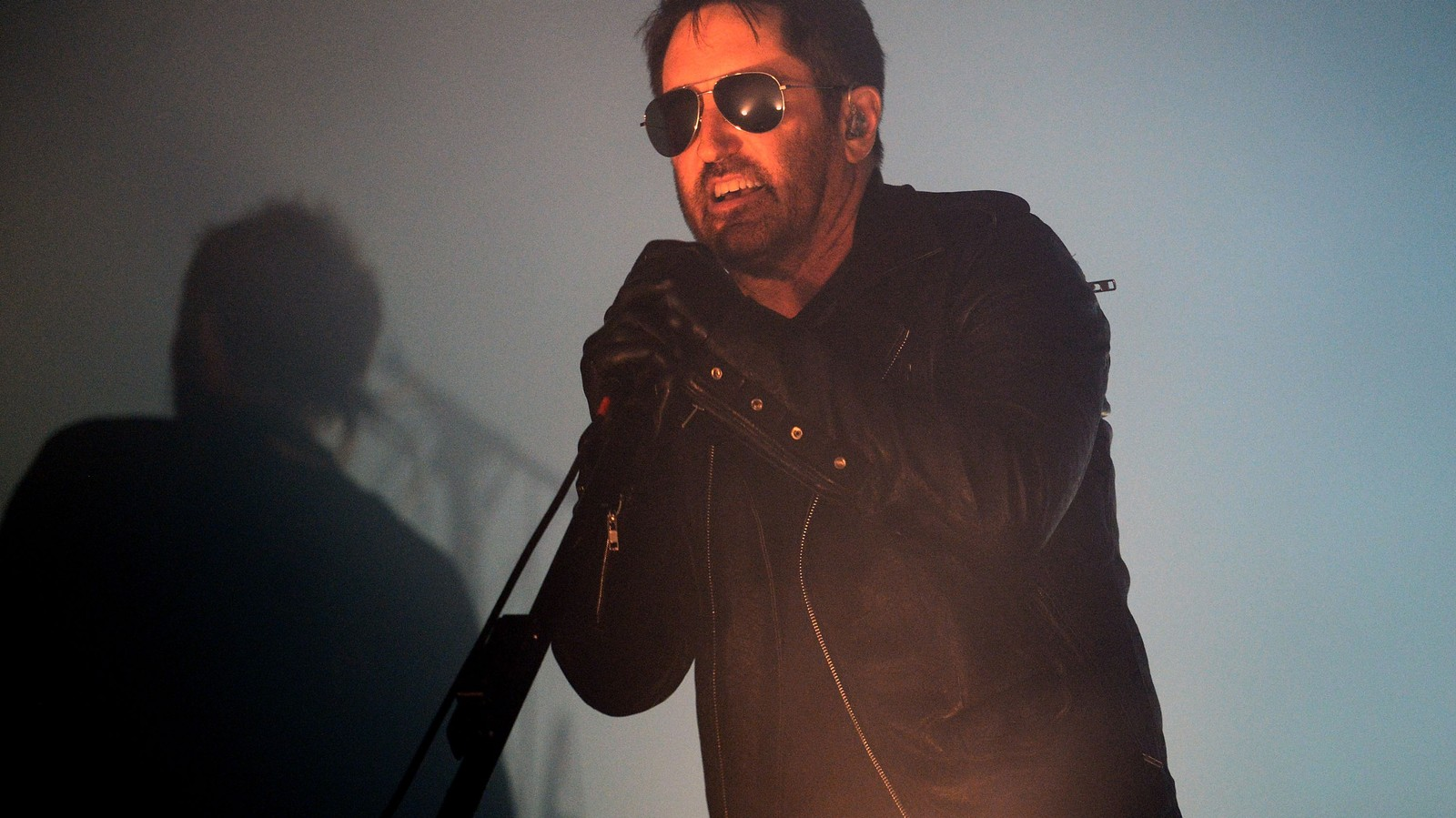 Trent Reznor's Music Was the Perfect Soundtrack to the Dark, Disorienting 2010s
