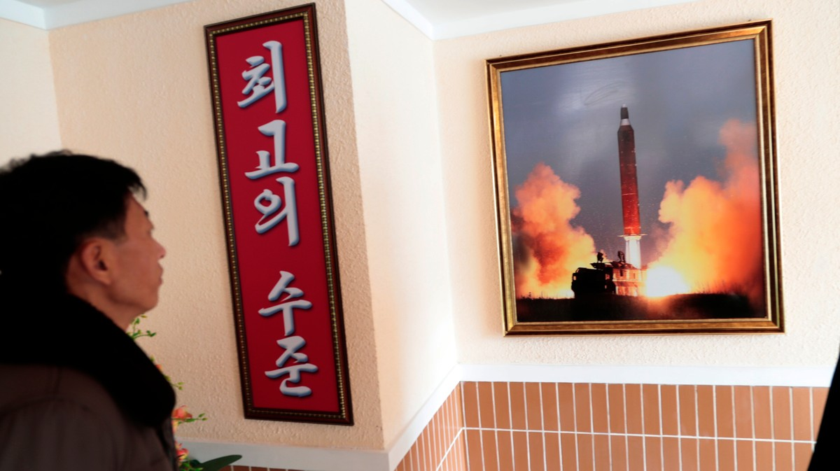Looks Like North Korea Is Preparing a 'Christmas Gift' for the U.S. at its Long-Range Missile Site