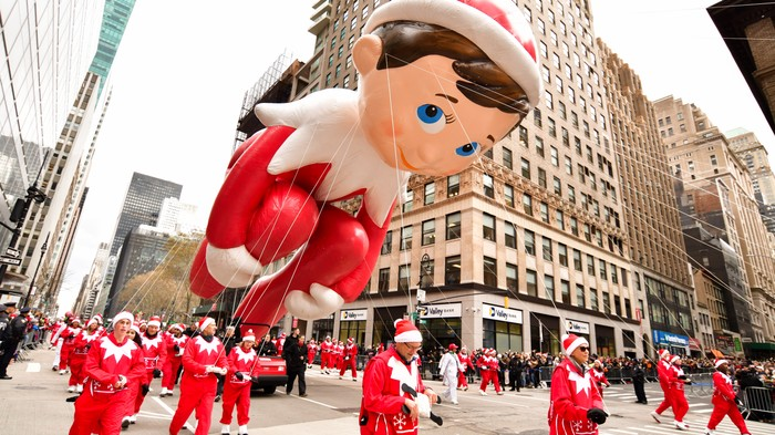 How Elf on the Shelf Became a Surveillance State Apparatus