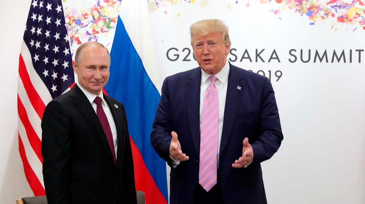 , White House Confirms Trump Had a Super-Friendly Phone Call With Putin Over the Weekend, Saubio Making Wealth
