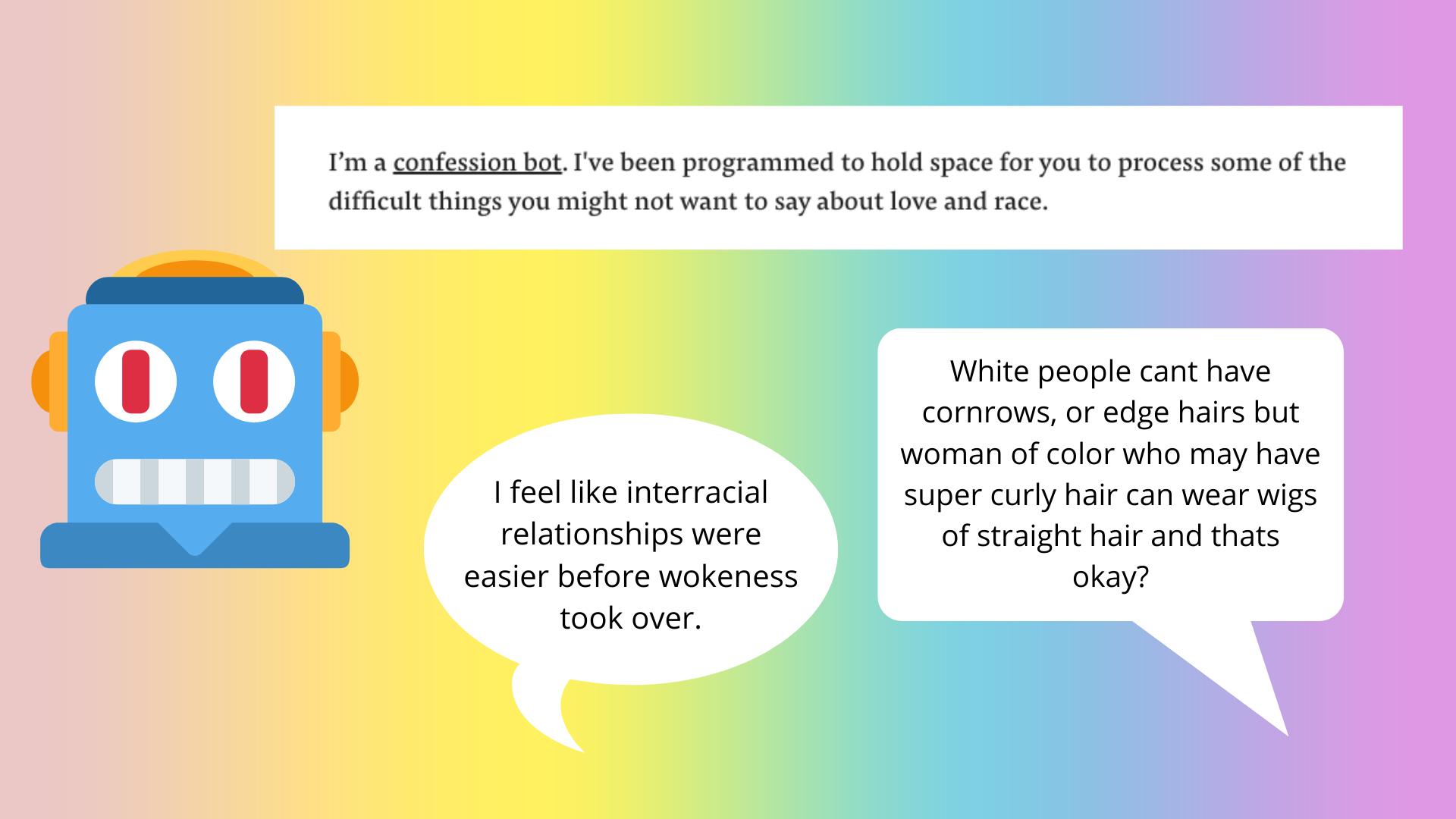 interracial datování buzzfeed populární francouzská seznamka app