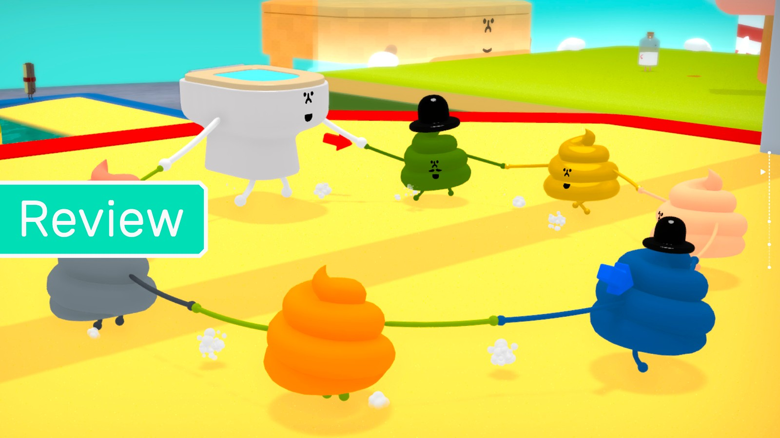 'Wattam' Is a Children's Guide to Eco-Radicalism