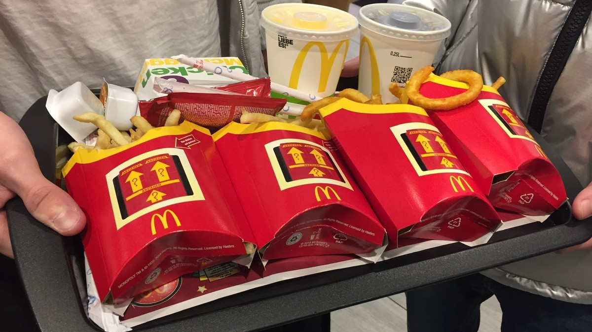 These Guys Figured Out a Way to Get Endless Free McDonald's