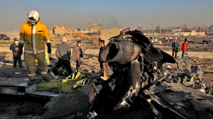 63 Canadians Dead After Jet Carrying 176 People Crashes in Iran