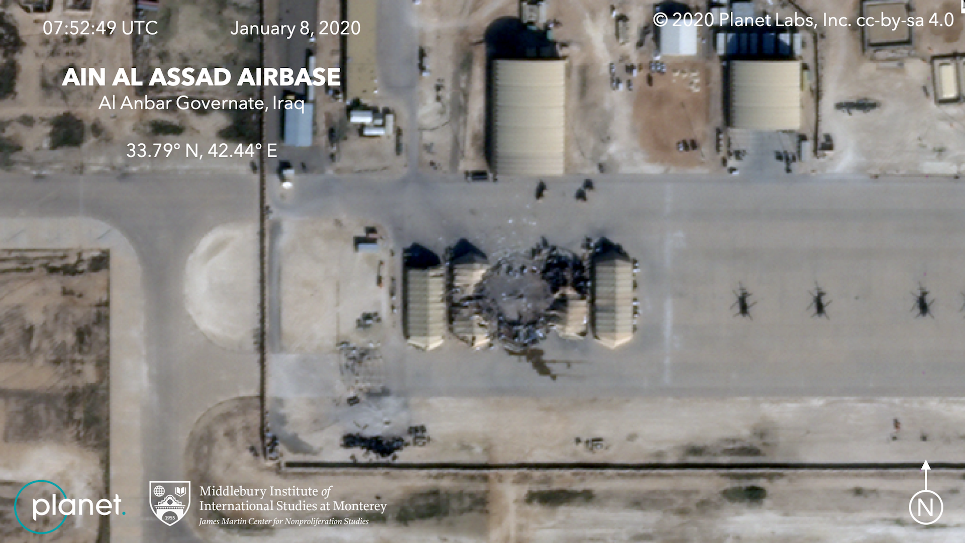 , These Satellite Photos Sure Look Like Iran Was Trying to Avoid Casualties, Saubio Making Wealth