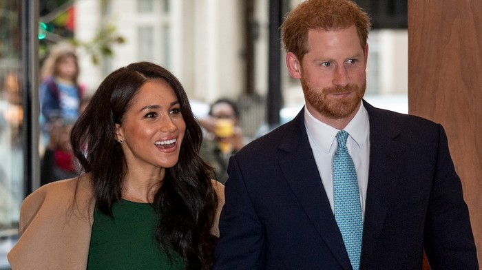 Harry and Meghan Just Basically Quit the Royal Family