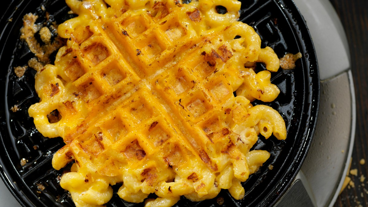 Waffle Maker Hacks Are The Only Good Life Hack Vice