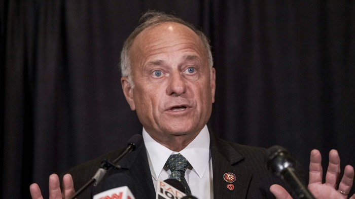 Here's Yet Another Headline About Steve King Saying Something Racist