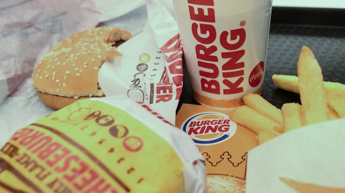 Conservative Mom Group Is Real Mad at Burger King for Bad Word in Ad