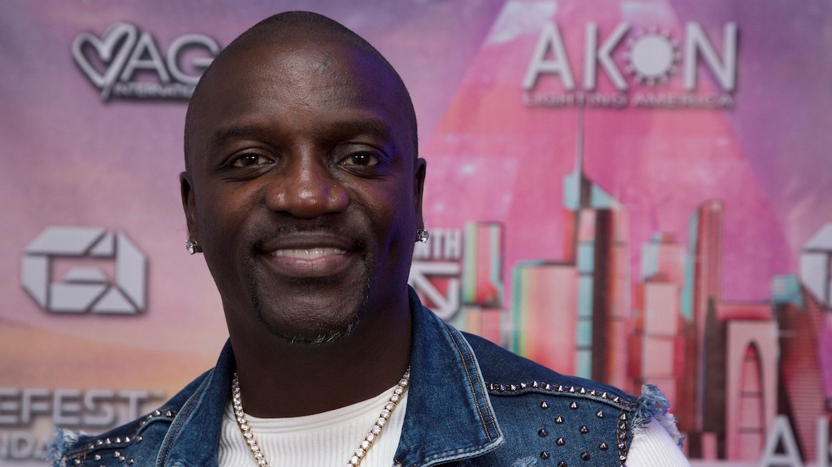 Akon Is Now the Proud Owner of a City in Senegal