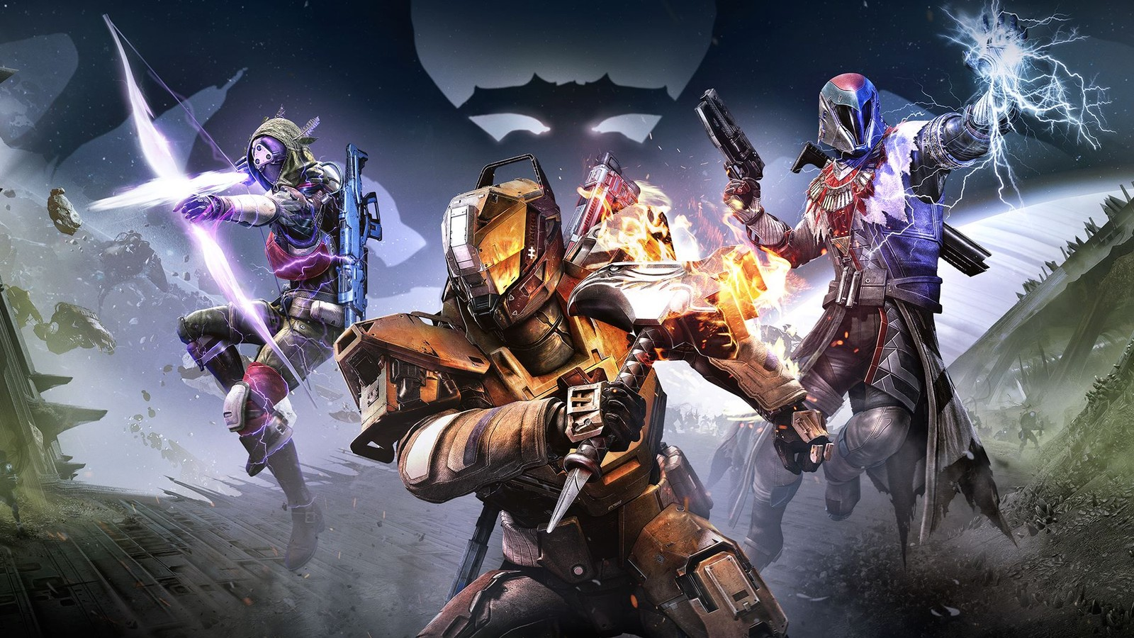 Destiny Has a Historian, And His Full-Time Job is Making Lore Videos